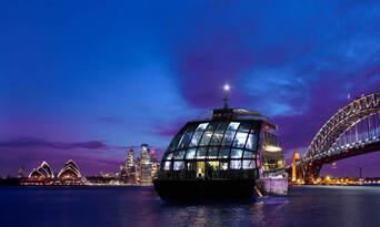 Sydney Harbour Premium Dinner Cruise Thumbnail 1