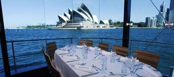 Sydney Harbour Premium Dinner Cruise Thumbnail 3