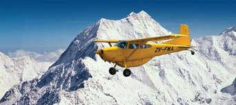 Scenic Flight Of Mt Cook From Wanaka Thumbnail 2