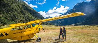 Scenic Flight Of Mt Cook From Wanaka Thumbnail 5