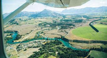 Scenic Flight Of Mt Cook From Wanaka Thumbnail 1