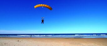 Noosa Tandem Skydive up to 10,000ft Thumbnail 2