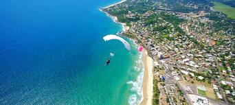 Noosa Tandem Skydive up to 10,000ft Thumbnail 5