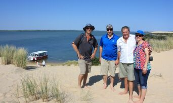 Coorong Half Day Cruise including Lunch Thumbnail 1