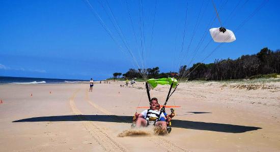 Adrenalin Skydive Bribie Island