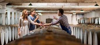 Seppeltsfield Winery Centennial Cellar Tour including Premium Wine Tastings Thumbnail 3