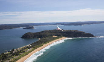 30 Minute Scenic Flight over Sydney Thumbnail 3