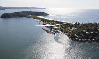 30 Minute Scenic Flight over Sydney Thumbnail 4