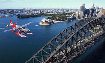 30 Minute Scenic Flight over Sydney Thumbnail 5