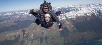 Glenorchy Skydive with Return Queenstown Transfers Thumbnail 3