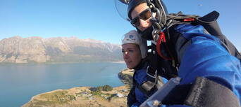 Glenorchy Skydive with Return Queenstown Transfers Thumbnail 4