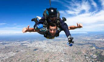 Perth Tandem Skydiving (Rockingham) Thumbnail 1