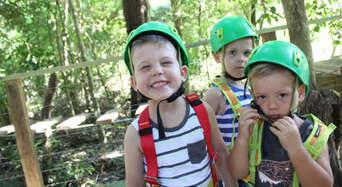 Gold Coast Hinterland Junior TreeTop Challenge Thumbnail 1