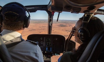 15 Minute Kings Canyon Helicopter Flight Thumbnail 4