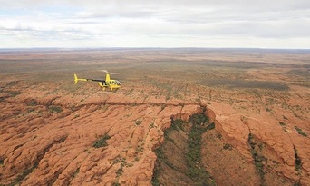 15 Minute Kings Canyon Helicopter Flight Thumbnail 6
