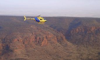 36 Minute Uluru and Kata Tjuta Helicopter Flight Thumbnail 6