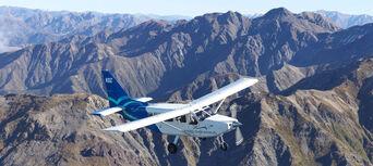 30 Minute Kaikoura Whale Watch Seaplane Flight Thumbnail 3