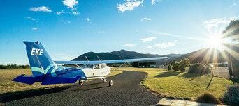 30 Minute Kaikoura Whale Watch Seaplane Flight Thumbnail 5