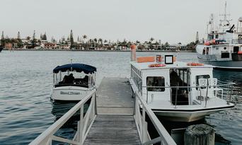 Mooloolaba Seafood Lunch Cruise and SEA LIFE Sunshine Coast Combo Thumbnail 3