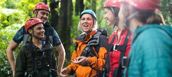 Rotorua Forest Zipline Ultimate Canopy Tour Thumbnail 2