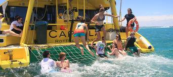 Carnac Island Half Day Sail Cruise from Fremantle Thumbnail 4