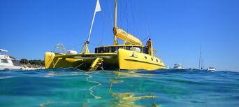 Carnac Island Half Day Sail Cruise from Fremantle Thumbnail 5