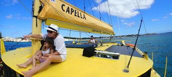 Carnac Island Half Day Sail Cruise from Fremantle Thumbnail 6