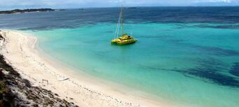 Rottnest Island Full Day Sail Cruise from Fremantle Thumbnail 1