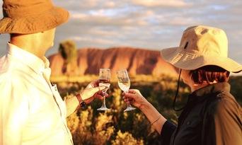 Uluru Sunset Tour With BBQ Thumbnail 6