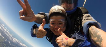 Auckland Skydiving Thumbnail 1