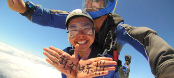 Auckland Skydiving Thumbnail 4