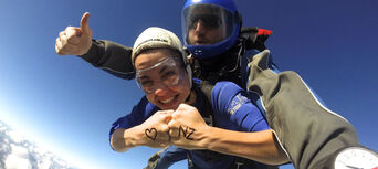 Auckland Skydiving Thumbnail 5