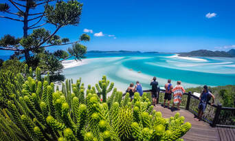 60 Minute Whitsunday Flight and Northern Exposure Rafting Package Thumbnail 1