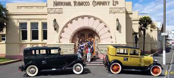 Napier Art Deco City Vintage Car Tour Thumbnail 1