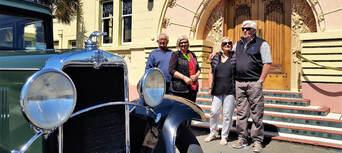 Napier Art Deco City Vintage Car Tour Thumbnail 2