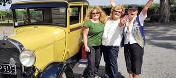 Napier Art Deco City Vintage Car Tour Thumbnail 4