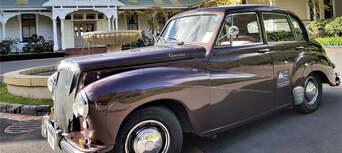 Napier Art Deco City Vintage Car Tour Thumbnail 5