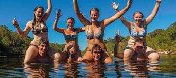 4WD Three Day Camping Kakadu and Litchfield Tour Thumbnail 6