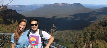 Blue Mountains Day Tour with Featherdale Wildlife Park Entry Thumbnail 1