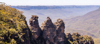 Blue Mountains Day Tour with Featherdale Wildlife Park Entry Thumbnail 4
