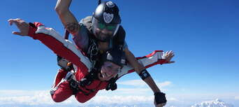 Highest Skydive in New Zealand 20,000ft Thumbnail 2