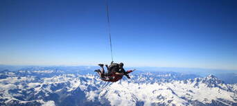 Highest Skydive in New Zealand 20,000ft Thumbnail 3