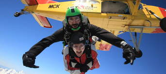 Highest Skydive in New Zealand 20,000ft Thumbnail 1