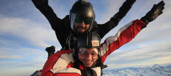 Highest Skydive in New Zealand 20,000ft Thumbnail 5