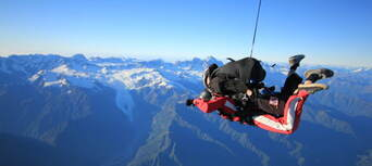 Highest Skydive in New Zealand 20,000ft Thumbnail 6