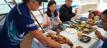 Rock Lobster Fishing With Ocean To Plate Lobster Lunch Thumbnail 6