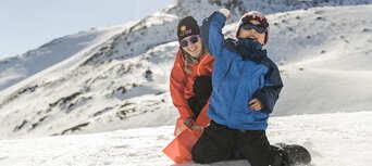 Snowshoeing in Queenstown Thumbnail 3