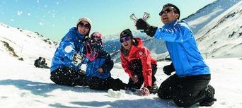 Snowshoeing in Queenstown Thumbnail 5