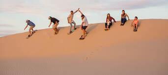 Port Stephens Unlimited Sandboarding & 4WD Adventure Thumbnail 1