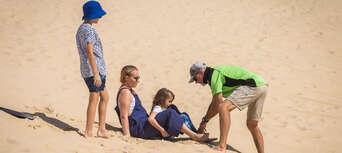 Port Stephens Unlimited Sandboarding & 4WD Adventure Thumbnail 4